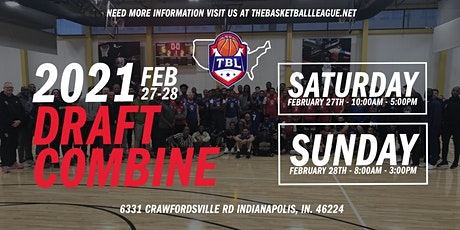 TBL 2021 DRAFT COMBINE tickets