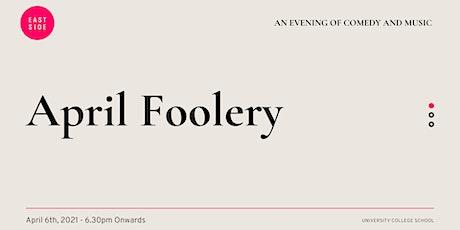 April Foolery tickets