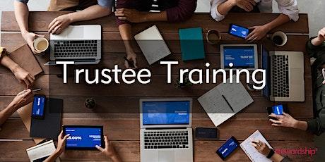 Trustee Training - 25 March 2021 tickets
