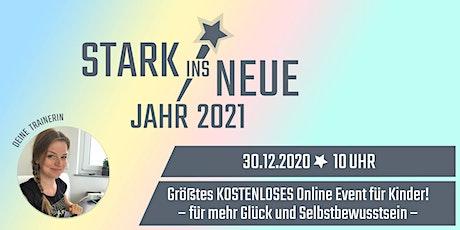 Stark ins neue Jahr 2021 - mit Franziska Deißler Tickets