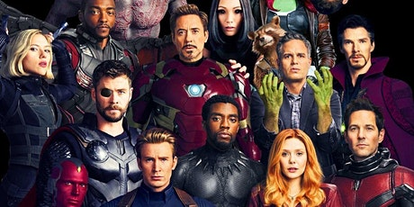 Avengers Assemble: An Psychological Overview of the MCU tickets