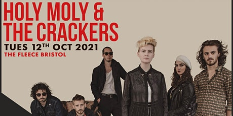 Holy Moly & The Crackers tickets
