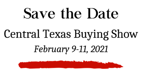 Central Texas Buying Show tickets