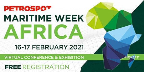 Maritime Week Africa 2021 Virtual tickets