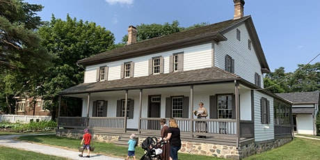 Timed Tickets  Schneider Haus National Historic Site & UN/COVERINGS exhibit tickets