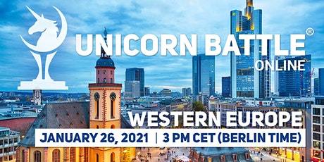 244 Unicorn Battle in Western Europe ingressos