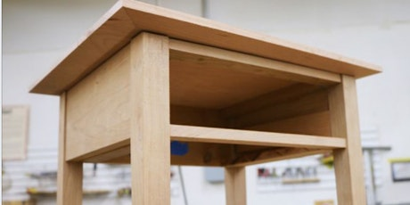 Build A Cherry Side Table tickets