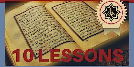 Quranic Arabic Classes tickets
