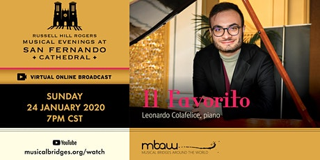 IL FAVORITO   Musical Evenings at San Fernando Cathedral (Online) tickets