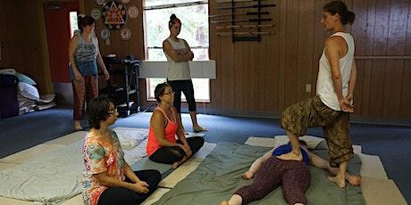 SomaVeda®  Fundamentals of Thai Yoga & Traditional Thai Massage tickets