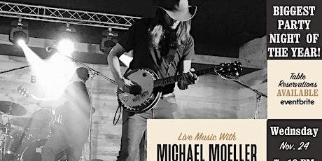 Michael Moeller Live@Big Ash tickets