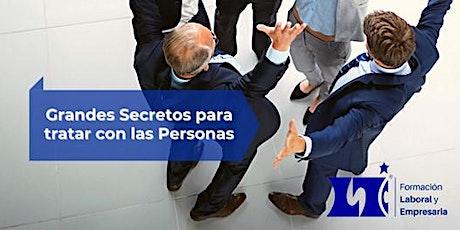 TALLER DE RELACIONES HUMANAS  Y MEDIACION DE CONFLICTOS entradas