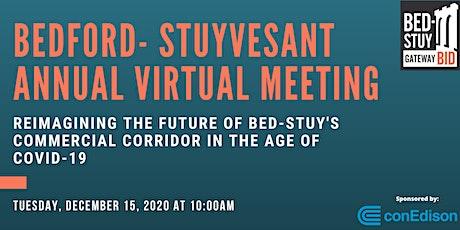 Bed-Stuy Gateway BID Annual Meeting tickets