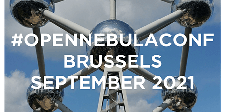 OpenNebulaConf 2021: Sep 30 - Oct 1 tickets