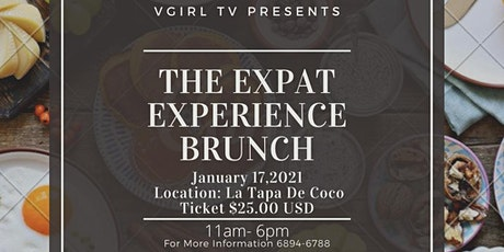 The Expat Brunch entradas