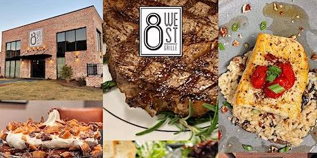 8 West Grille, Test Kitchen tickets