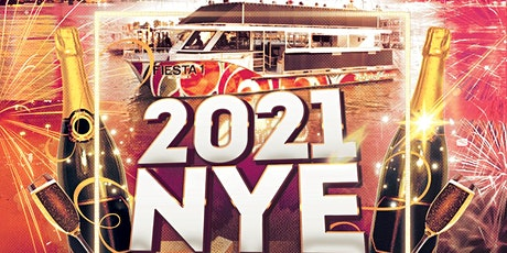 NEW YEAR'S EVE MIAMI PARTY CRUISE ALL YOU CAN EAT&DRINK tickets