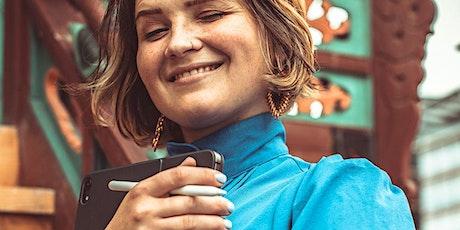 Visual, auditive & dynamic Storytelling als Innovations-Führer Tickets