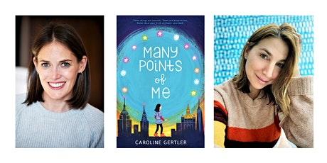 Book Launch: MANY POINTS OF ME by Caroline Gertler tickets