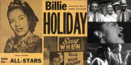 'Billie Holiday: The Incredible Jazz Legacy of Lady Day' Webinar tickets