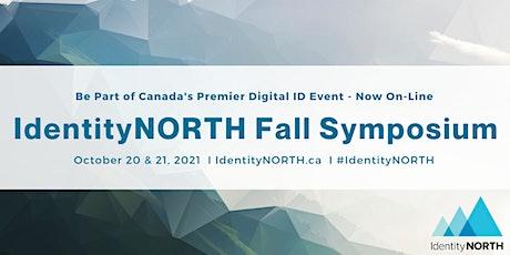 IdentityNORTH Virtual Fall Symposium 2021 tickets