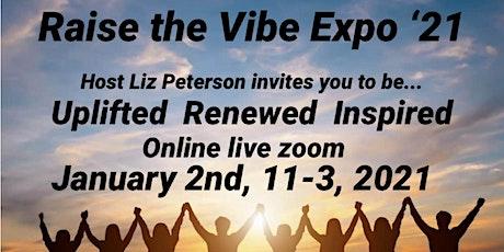 Raise the Vibe Expo '21 tickets