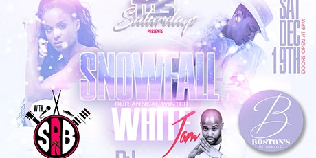 SNOWFALL - The Annual Winter White Jam w/Sahara Reggae & DJ Deron Juan tickets