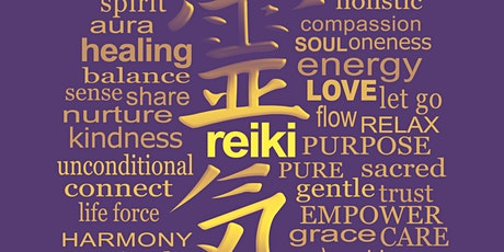 Holistic Registry Event: Reiki and Readings- In Person or Online tickets