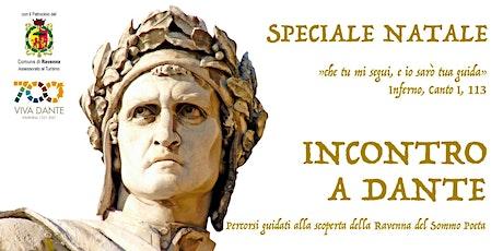 il mistero delle ossa di Dante, il fantasma e altri aneddoti tickets