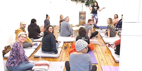 Baltimore Breathwork Zoom:  5 Saturdays tickets