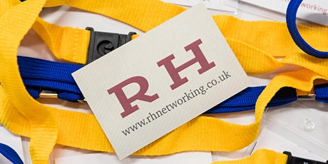 RH Networking - Online Edition (Evening) tickets