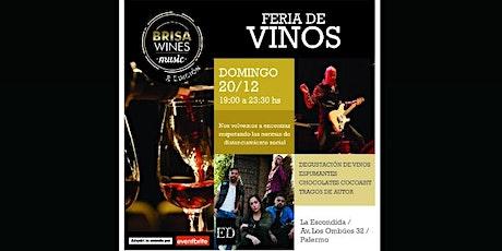 BRISA WINES MUSIC VOL  II entradas