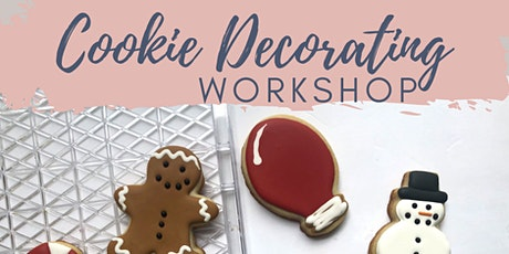 DIY Cookie Decorating and Tray Workshop tickets