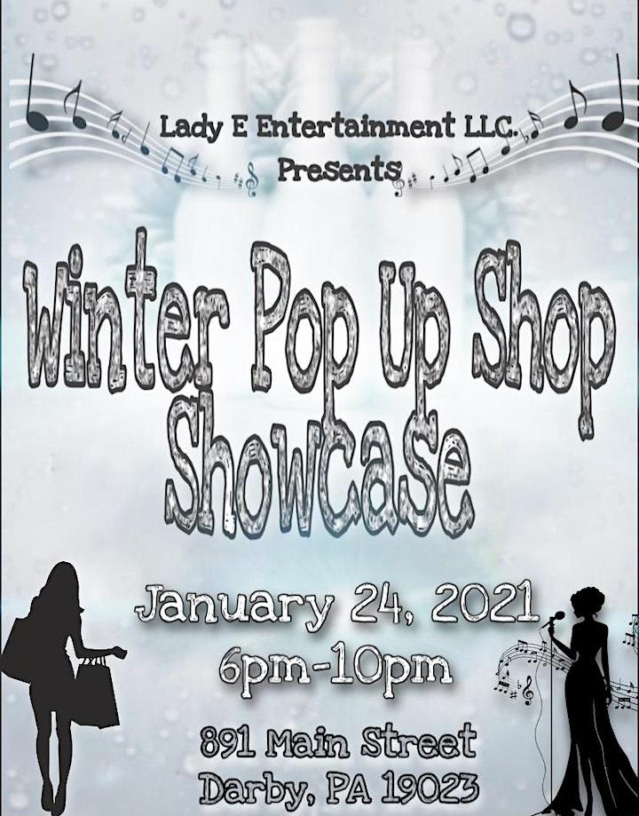 Winter Pop Up Shop/ Showcase image