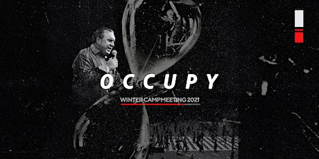 Winter Campmeeting: Occupy tickets