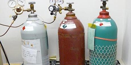 Compressed Cylinder Safety tickets