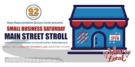 Main Street Stroll tickets