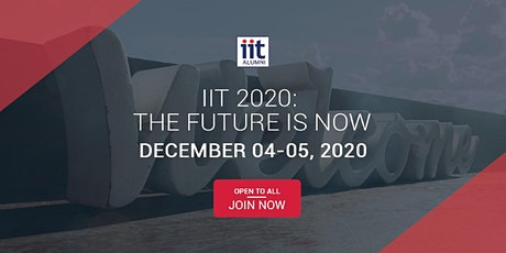 IIT2020 - Future is Now tickets