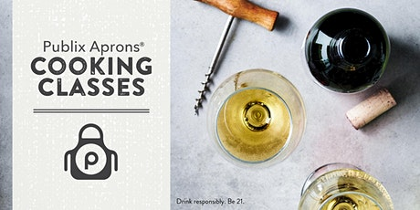 Wine & Dine: Crisp White Wines tickets