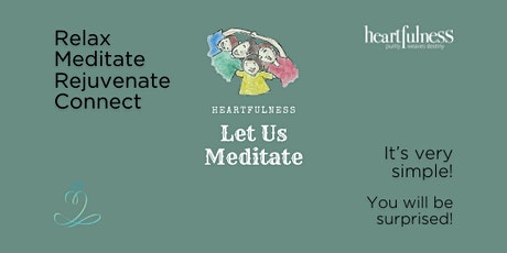 Heartfulness Meditation tickets