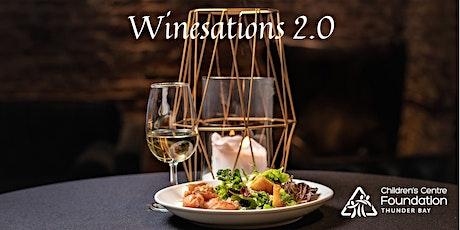 Winesations 2.0 tickets