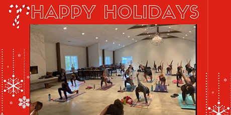 JKS Yoga Holiday Flow  & Wine Tasting tickets