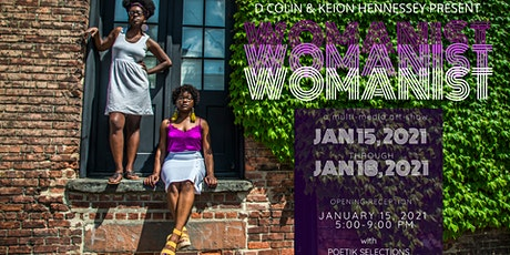 Womanist: a multimedia experience tickets