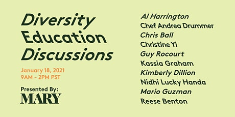 Diversity Education Discussions tickets