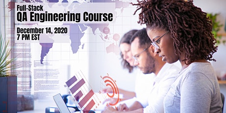 Class 01 | Full-Stack QA Engineering Course | December 2020 tickets