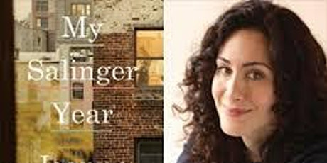 (Online) Pop-Up Book Group with Joanna Rakoff: MY SALINGER YEAR tickets