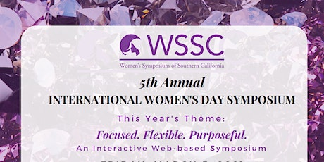 5th Annual International Women's Day Symposium tickets