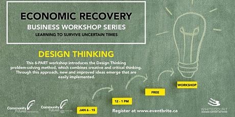 Design Thinking Workshop Sessions tickets