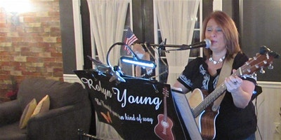 LIVE MUSIC: Robyn Young