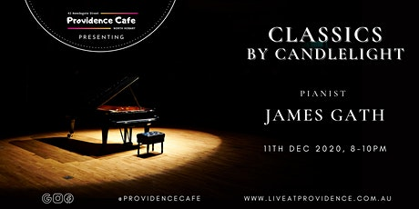 Classics by Candlelight with James Gath tickets